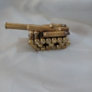 Item #2--9mm Tank $15.00