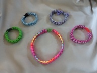 Item # 26--- $5.00 Bracelet and collars $15.00