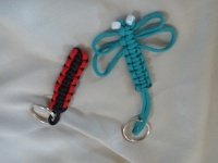 Item #16 Custom Keychain or Dragonfly Key chain--- $5.00