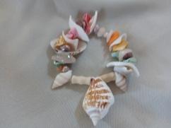 Item #14-Shell Bracelet-- $15.00