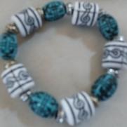 V. Aztec Style $15.00