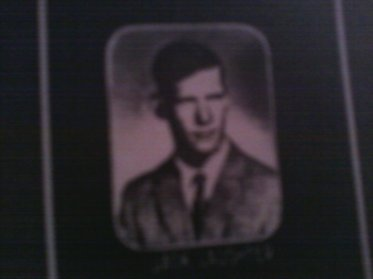 Daddy in 1960~ senior picture