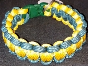 Yellow & Green Paracord