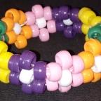 Flower Power Bracelet $5.00