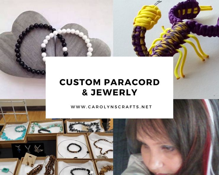 facebook custom paracord business pictures